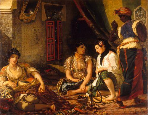 Femmes d Alger