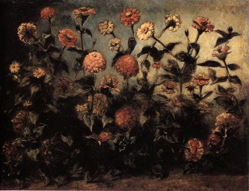 Flowers delacroix