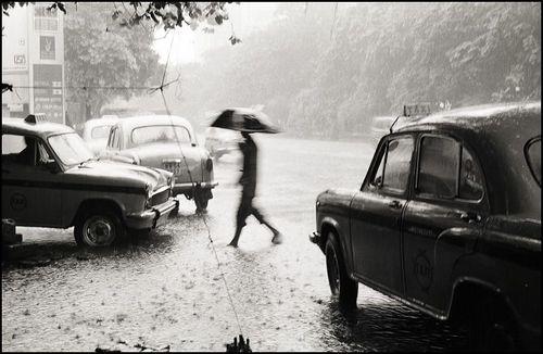 Rain in the City by AnimeshRay