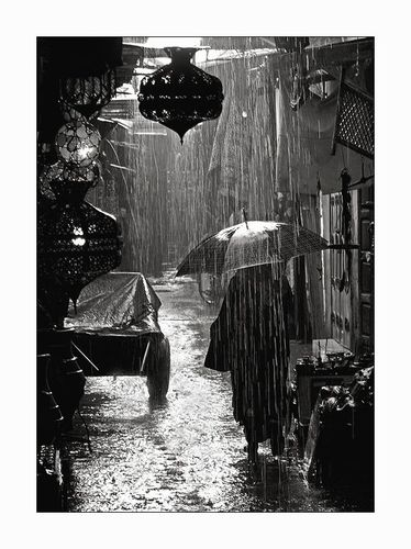 Pluie à Marrakech (Net B) by Calimero76