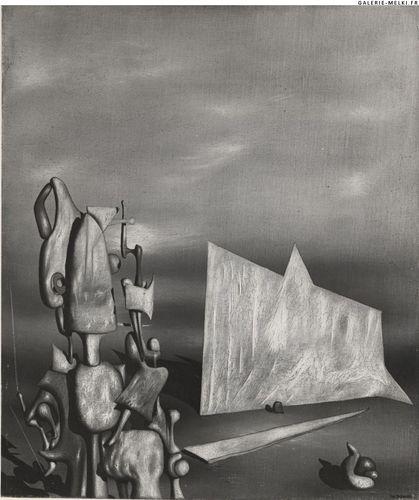Galerie Melki_Yves Tanguy