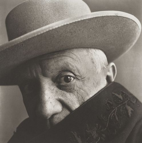 Irving penn_picasso