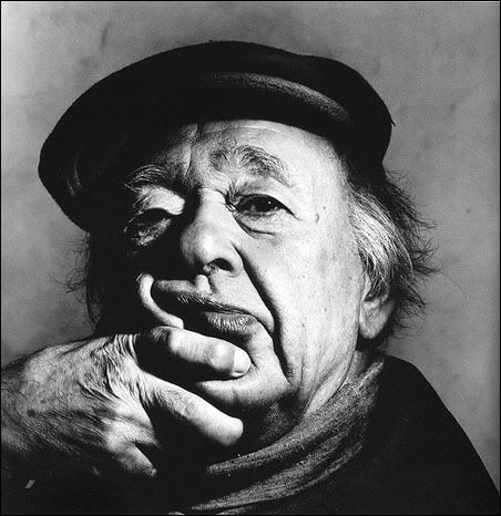 Irving penn_ionesco