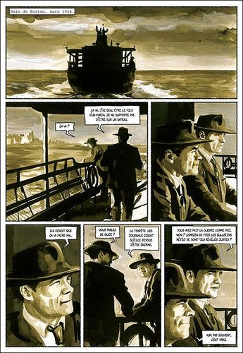 Shutter island2_Shutter Island par Christian De Metter, une adaptation du roman de Denis Lehanne (c)