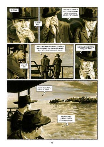 Shutter island5_Shutter Island par Christian De Metter, une adaptation du roman de Denis Lehanne (c)