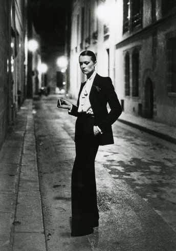 Yves saint laurent smoking