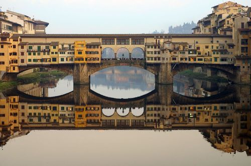Bridges Ponte Vecchio Florence