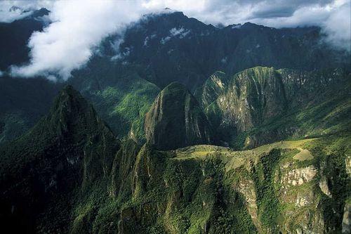 Cité Inca de Machu Pichu, Pérou