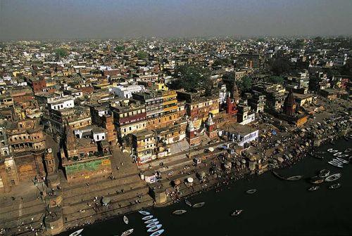 Varanasi, Indes