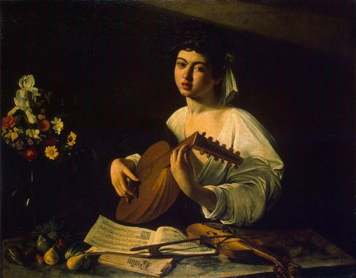 Michelangelo_Caravaggio_020 The Luth Player