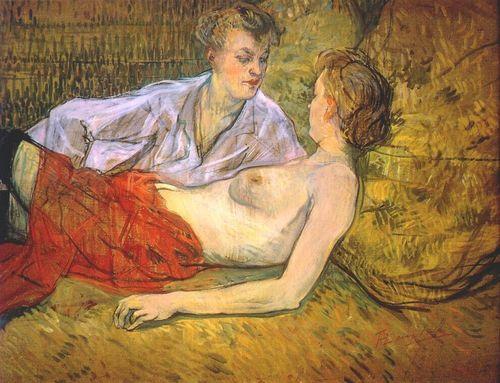 Lautrec_the_two_girlfriends_c1894-5