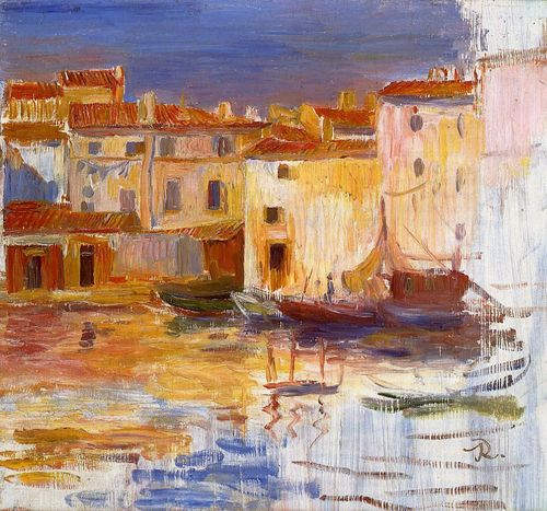 The Port of Martigues
