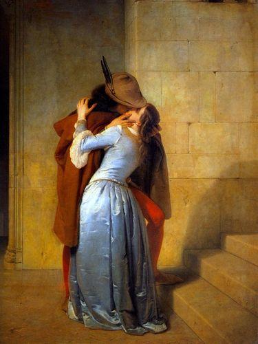 Le baiser francesco hayez