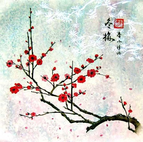 Traditional asiatic painting11