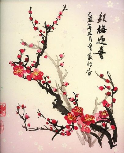 Traditional asiatic painting10