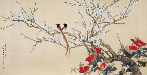 Traditional asiatic painting3