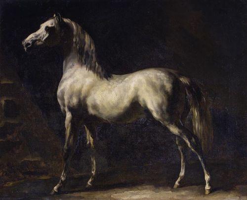 Gericault-cheval-gris-