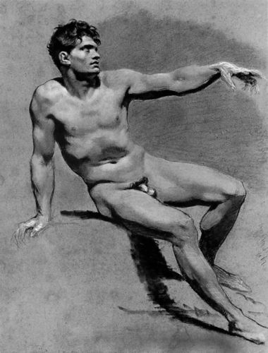 Prud'hon,%20Nu%20masculin,%20Male%20Nude,%20Drawing,%20Private%20collection