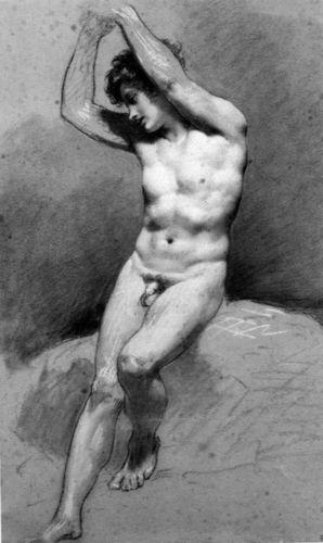 Prud'hon,_Pierre-Paul_(1758-1823)_-_Nudo_accademico_-_11